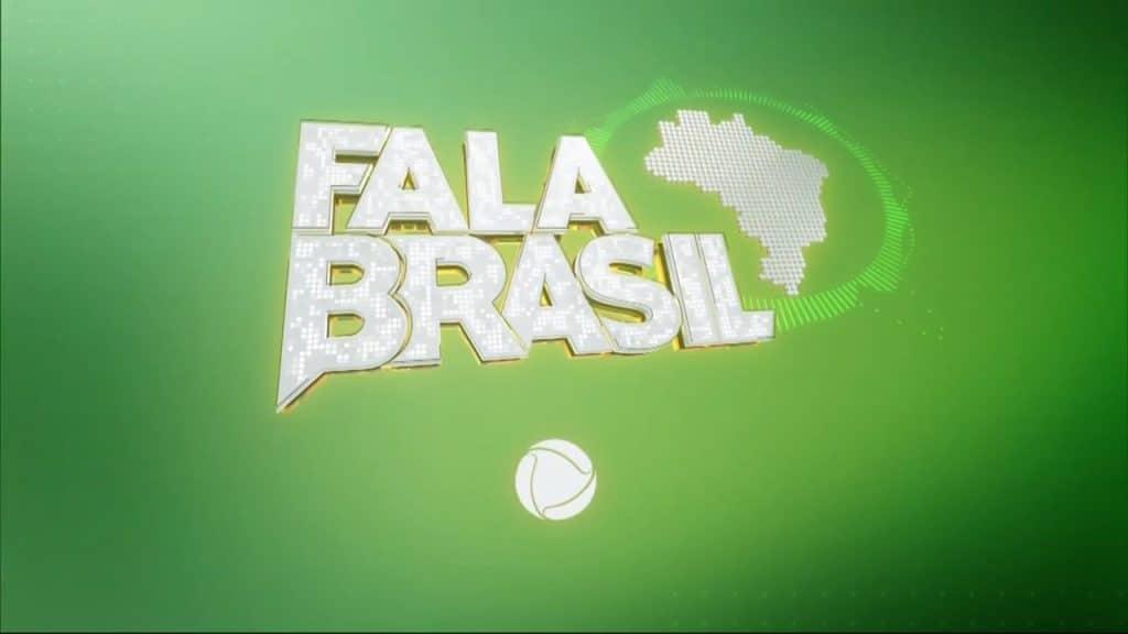 Novo Fala Brasil vai ser lançado na próxima segunda-feira pela Record TV