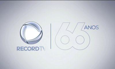 Record TV 66 anos novidades da programação